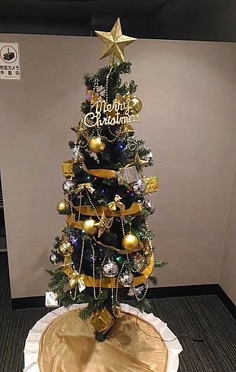 パーティーパーティーがクリスマスムード